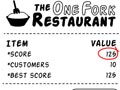 The One Fork Restaurant DX