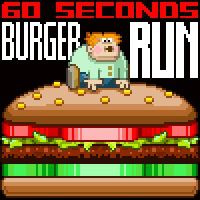 60 seconds burger run